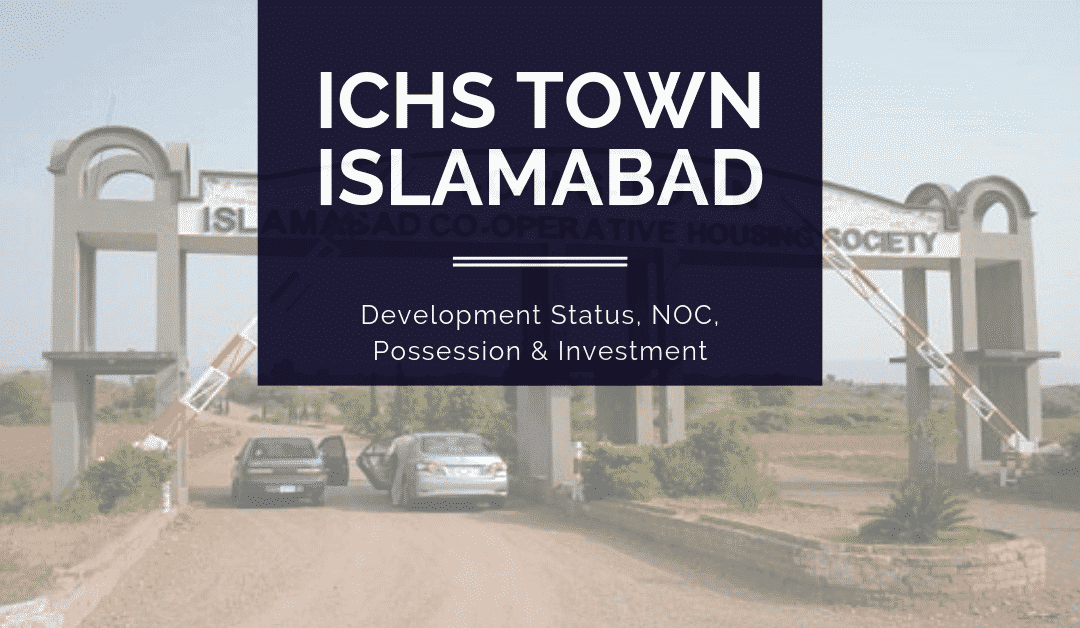 ICHS latest Development Status, NOC, Possession & Investment