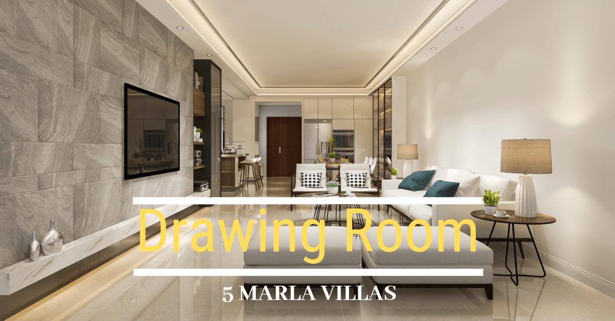 Smart Home Villas Rooms