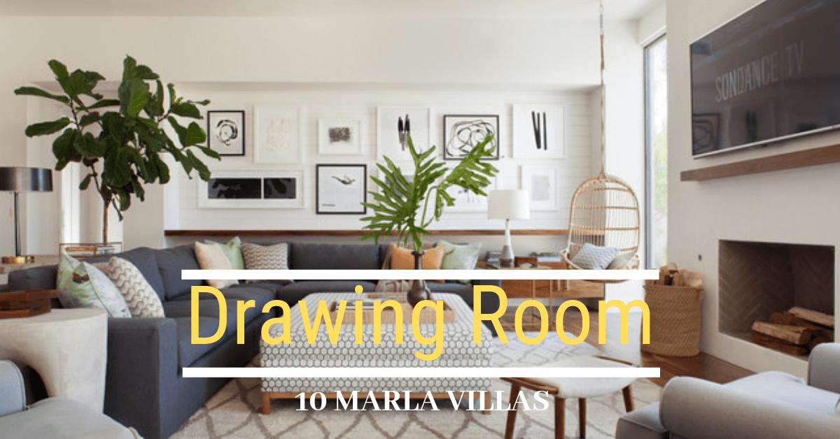 Regent Villas Living Room