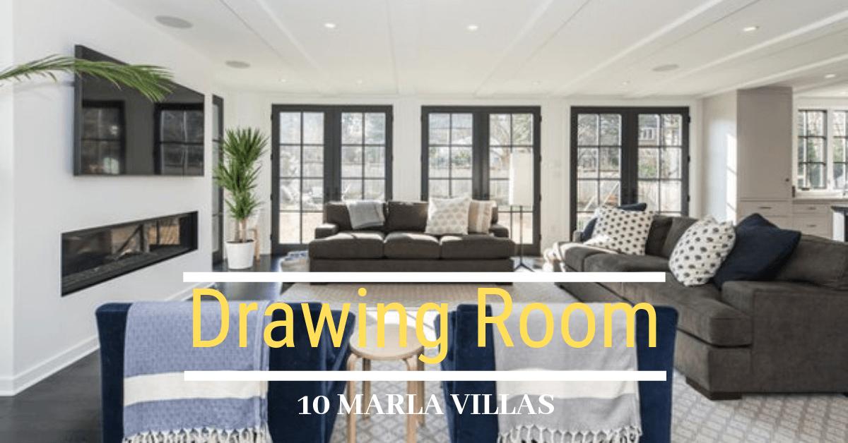 Harley Villas Living Room