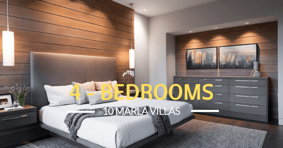 Harley Villas Bedrooms