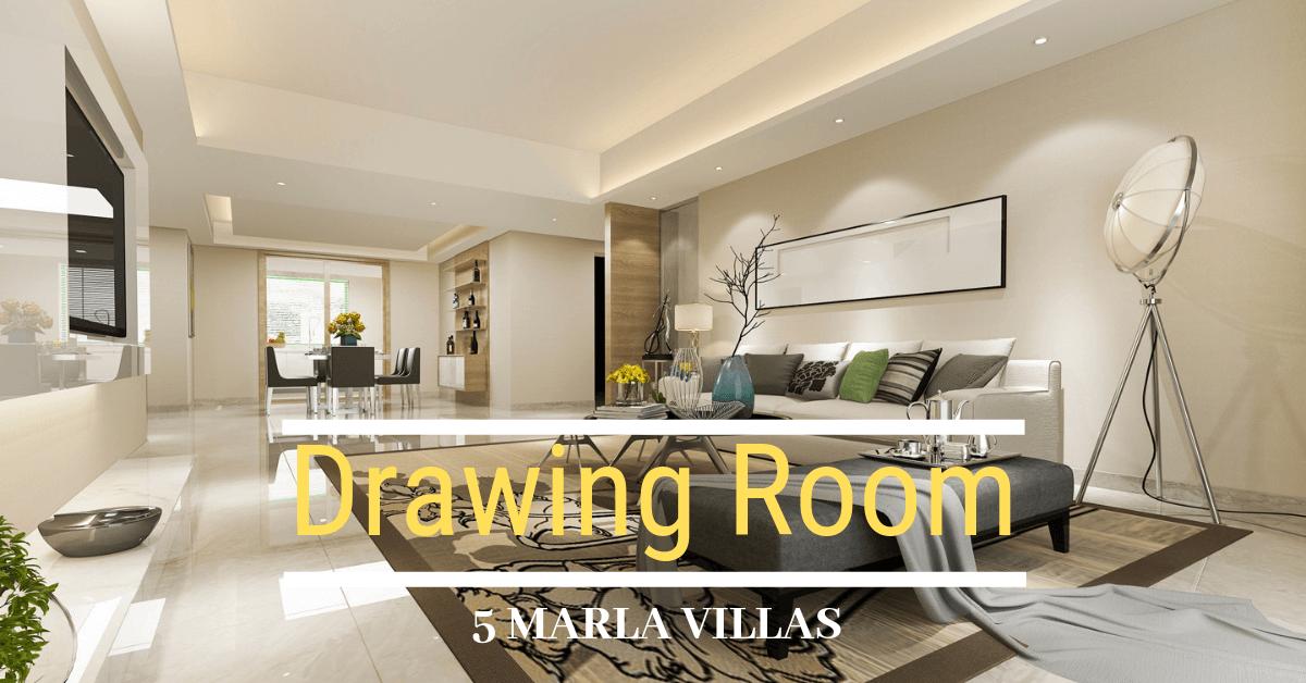 Strand Villas living Room