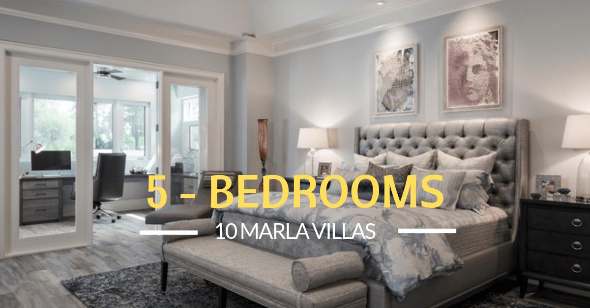 Regent Villas Bedroom