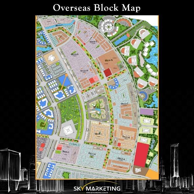 Overseas Block of Capital Smart City
