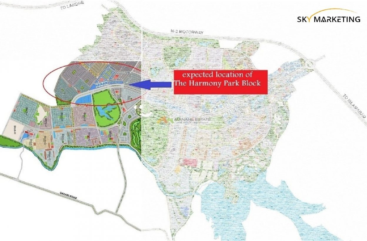 harmoney park location capital smart city