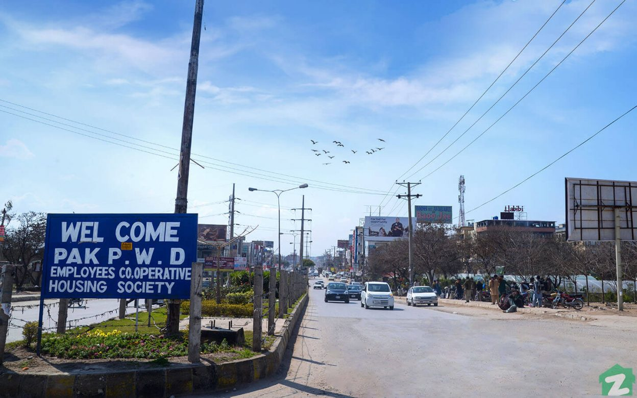 PWD Housing Society Islamabad