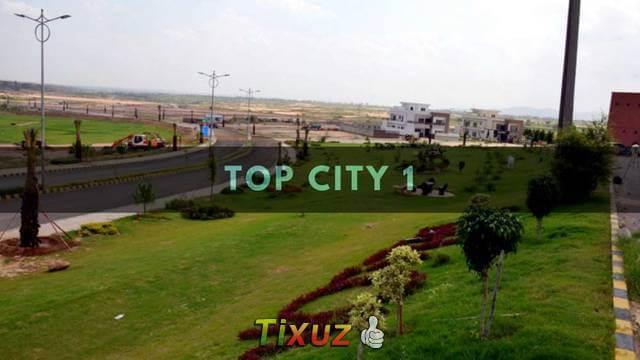 Top City Islamabad