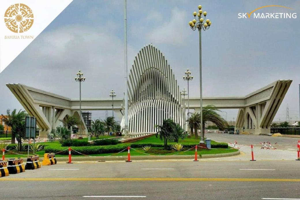 Bahria Greens Karachi skymarketing